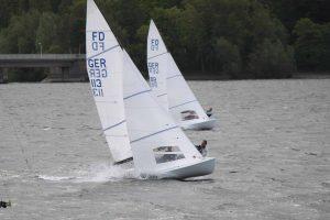 Hafenfest-Regatta @ Yachtclub Westfalia Arnsberg e. V.