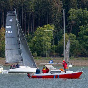 Ansegel - Regatta @ Yachtclub Westfalia Arnsberg e. V.