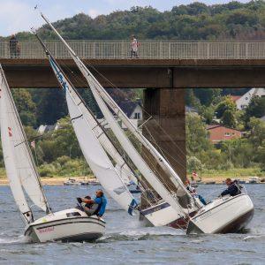 Trimmregatta (So) @ Yachtclub Westfalia Arnsberg e. V.